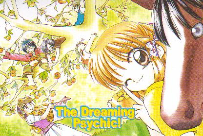 The Dreaming Psychic!
